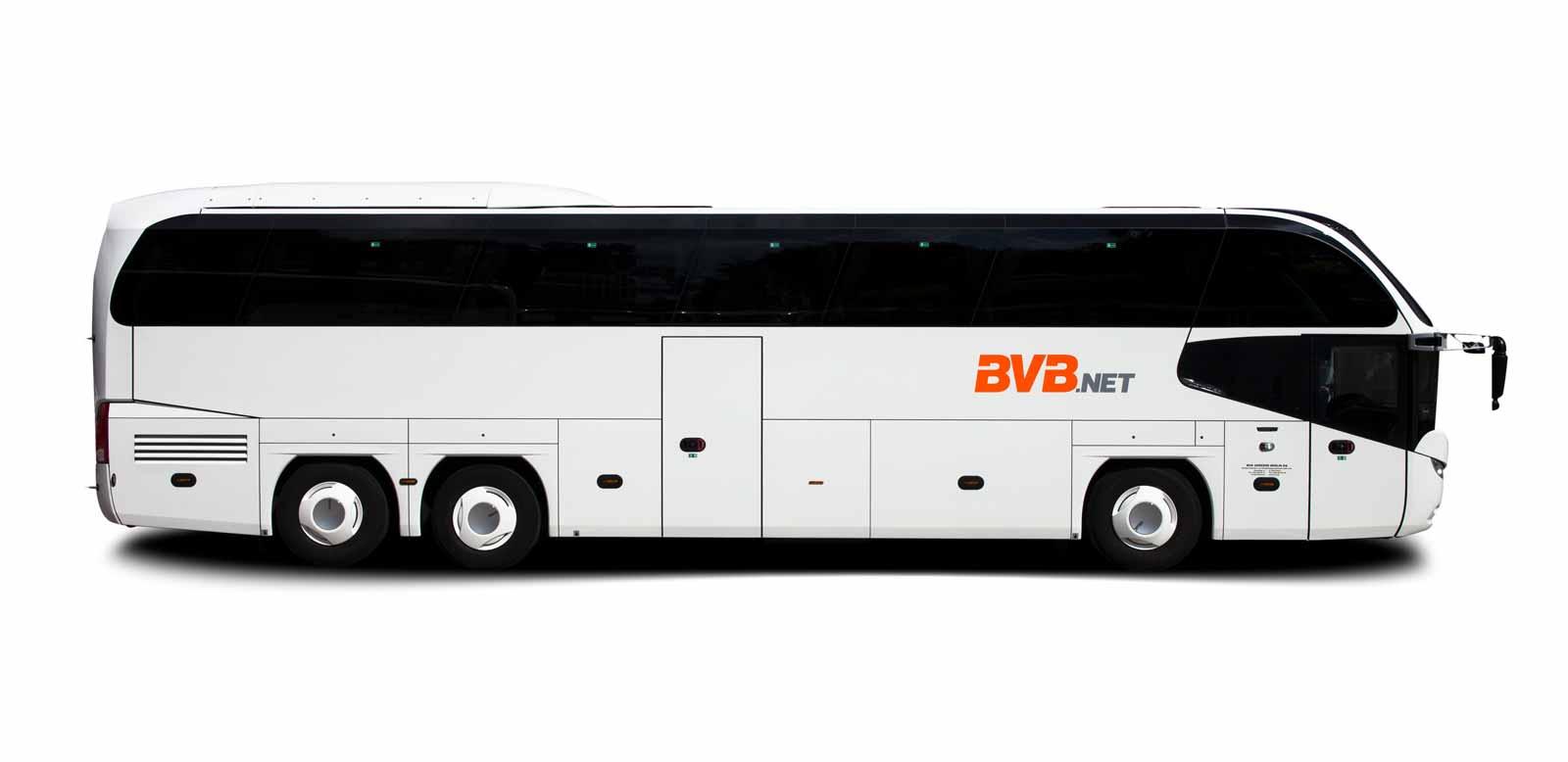 53 bus mieten